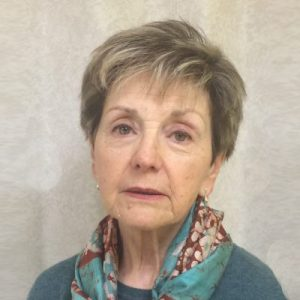 Beverly, volunteer tutor